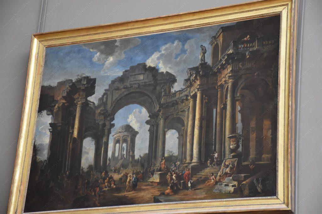 Louvre Musem Paris