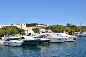 A Holiday on the Rhodes Island, Greece