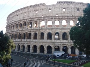 Crazy Travel Tales from Rome