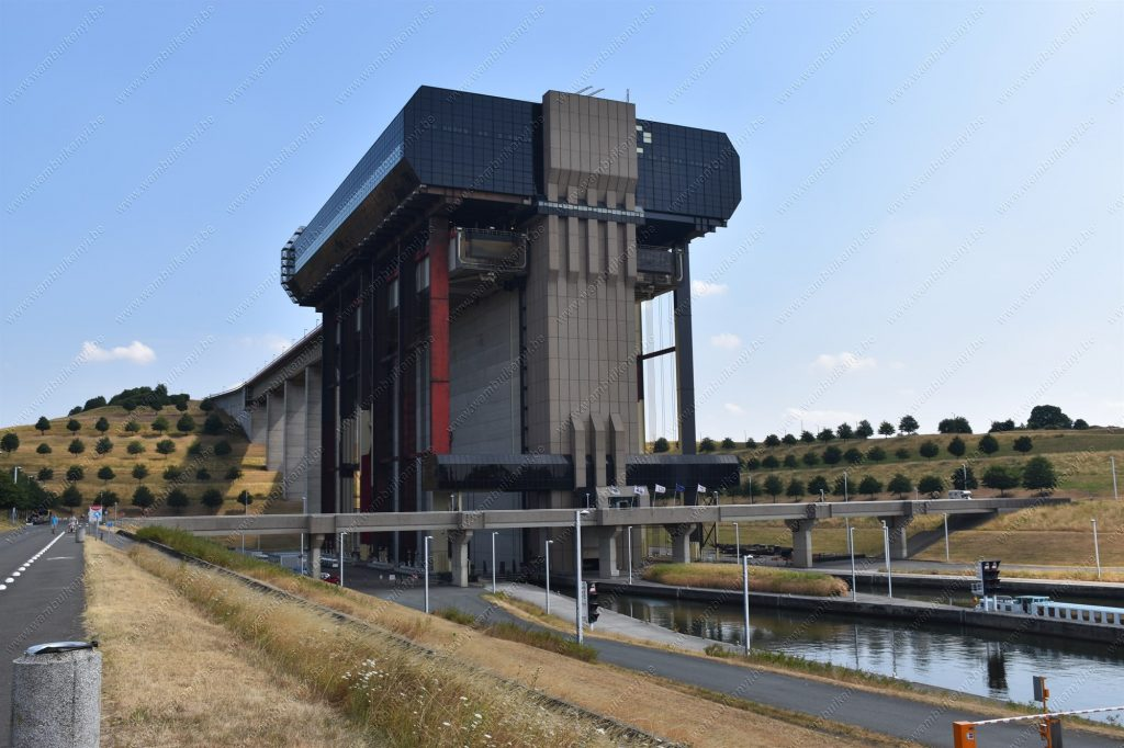 Why Strepy-Thieu Funicular Boat Lift Is A Must See