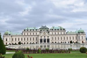 A Visit To The Belvedere Palace in Vienna, Austria