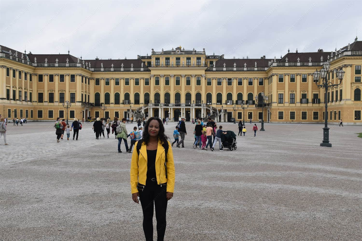 Vienna's Highlight: A Visit To The Schönbrunn Palace