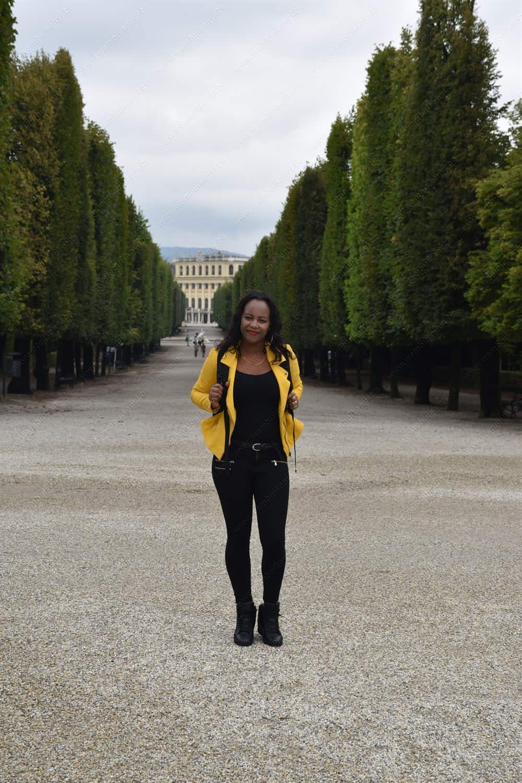 The Gardens  Schönbrunn Palace Vienna