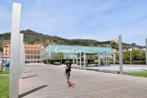 Exploring CosmoCaixa Science Museum