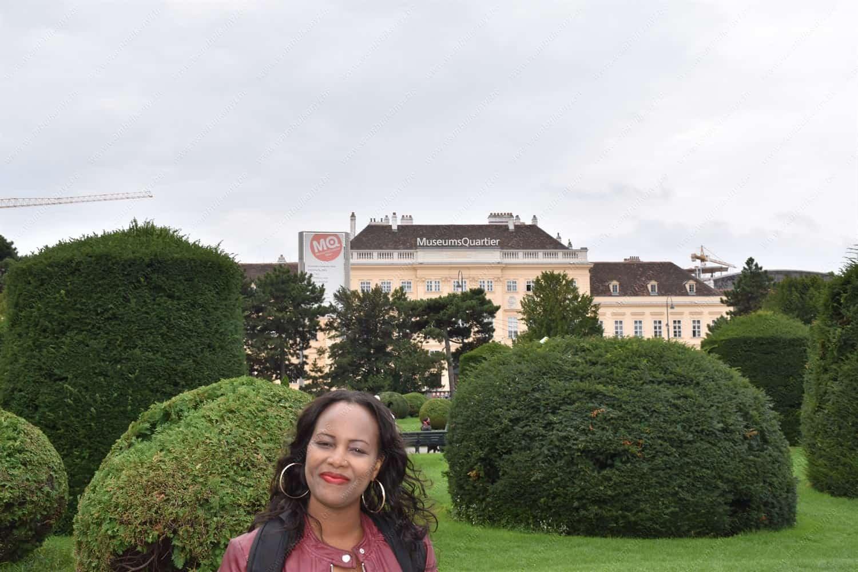 Museumquartier In Vienna