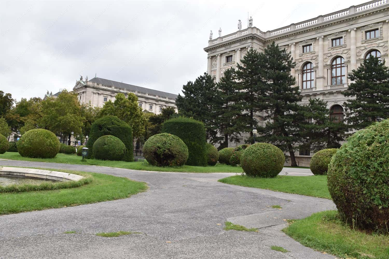 Museumsquartier Garden