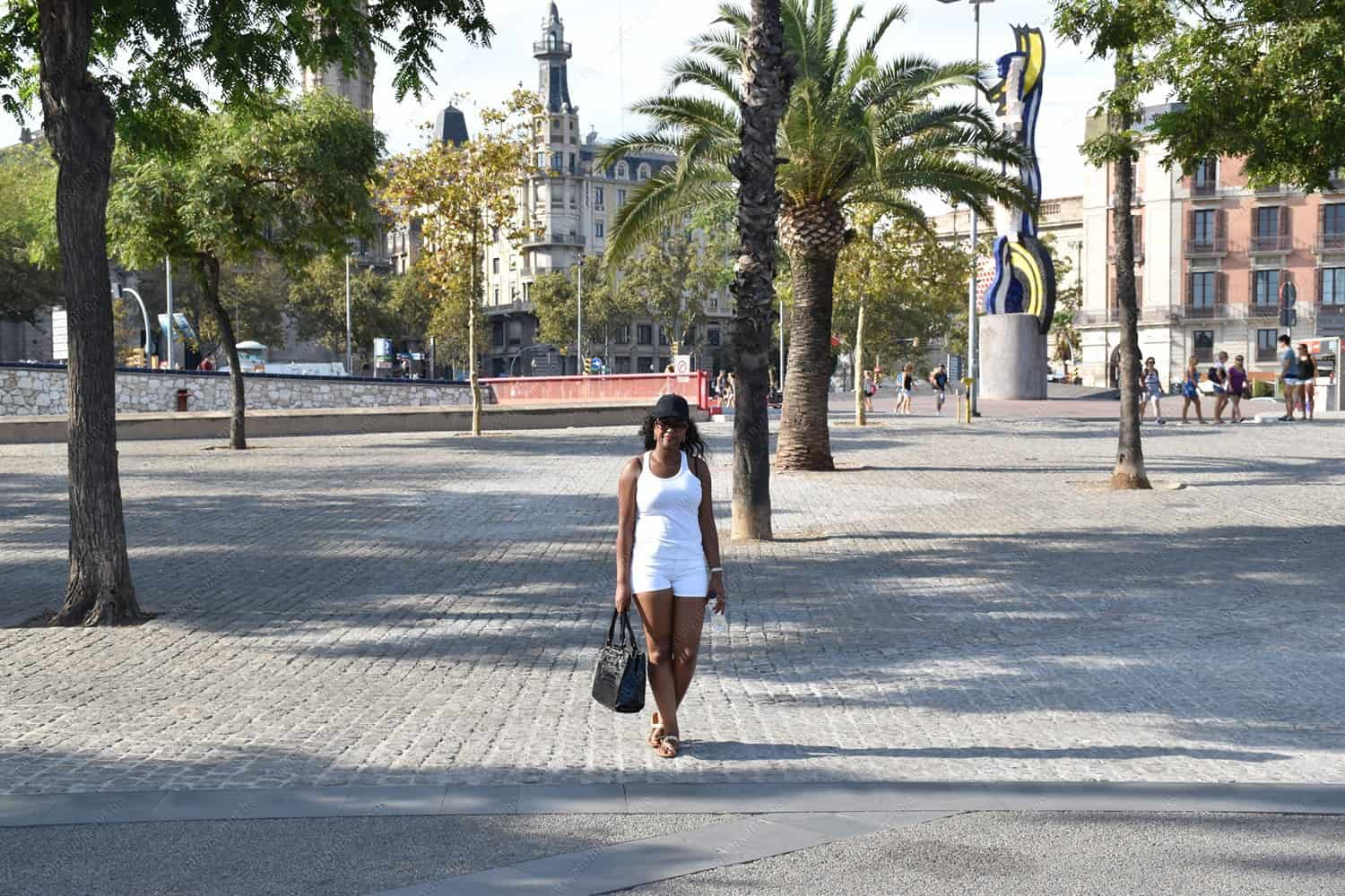 Experience From A Stroll Through La Ramblas
