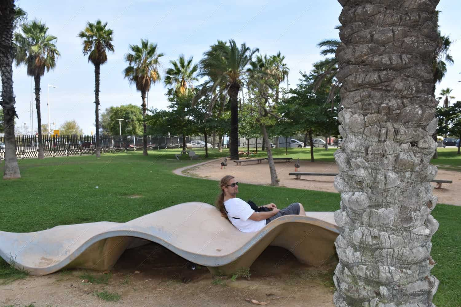 An Ecological Park In Barcelona: The Diagonal Mar