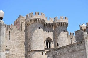 Whispering Voices Of History From Medieval Town Of  Rhodes