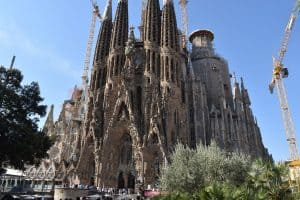 Experience From Sagrada Familia Cathedral