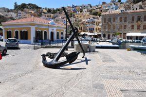 Boat Cruise in Symi