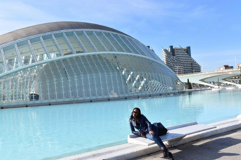 Hemisfèric, Valencia