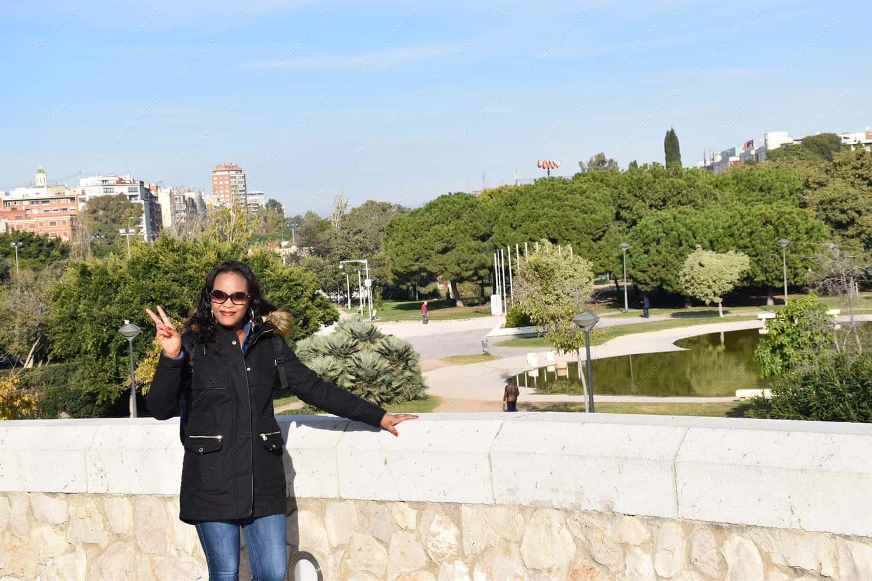 Turia Garden