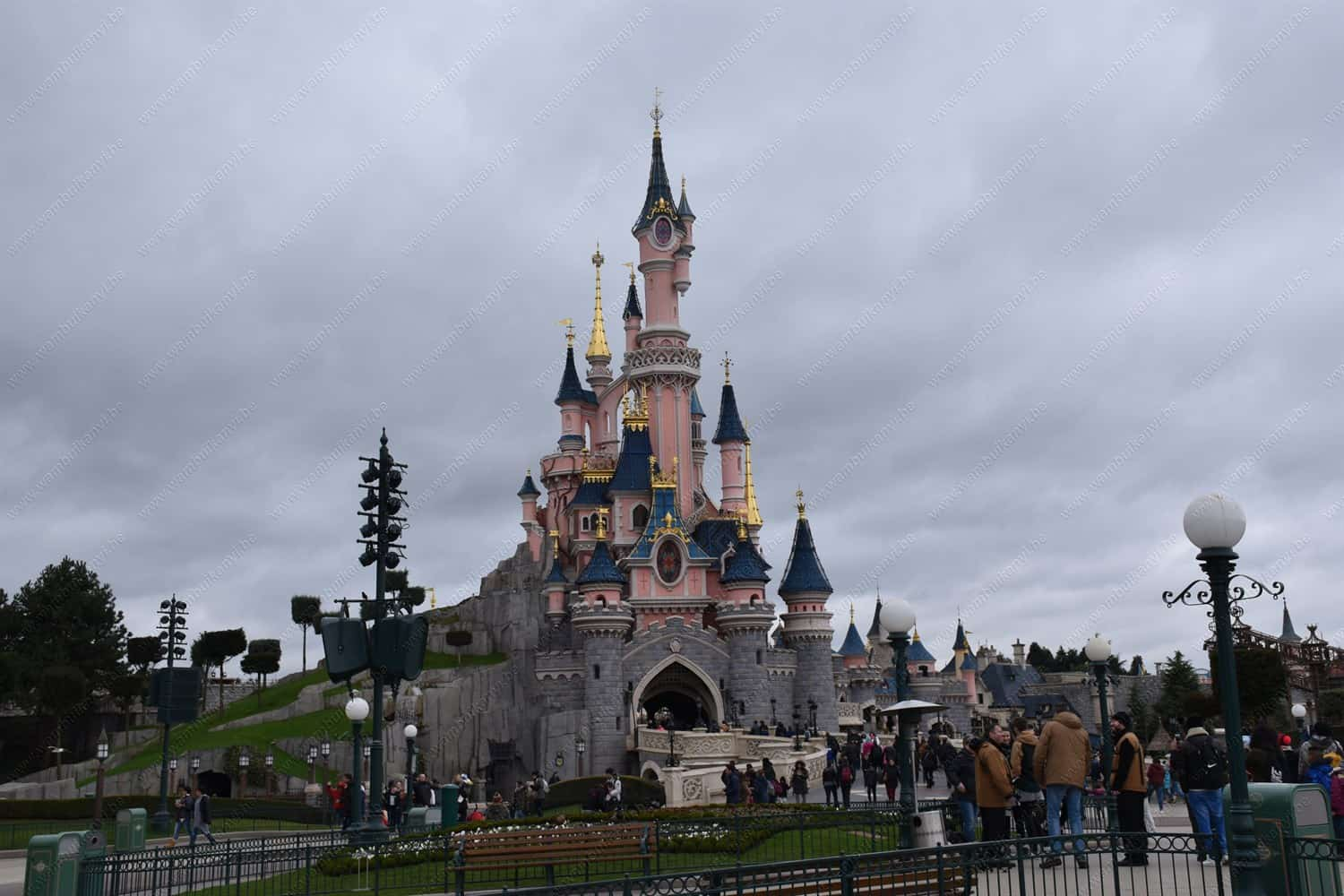 Disney Park in Paris Vacation Guide
