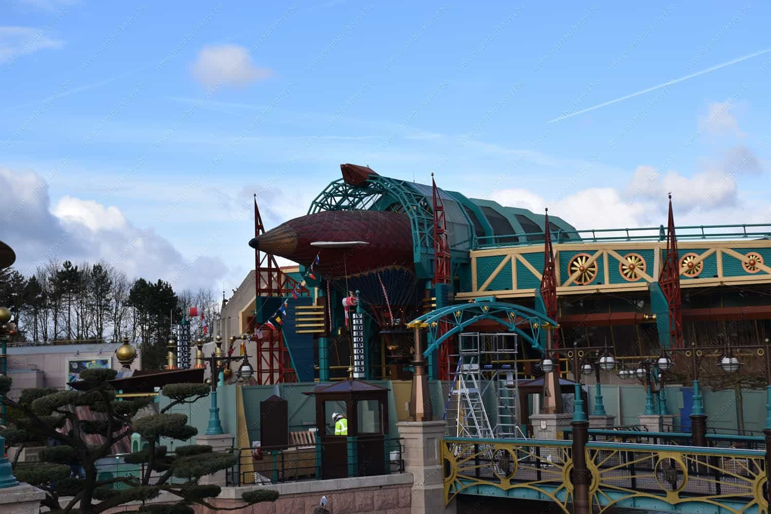 Discoveryland  Disneyland Paris