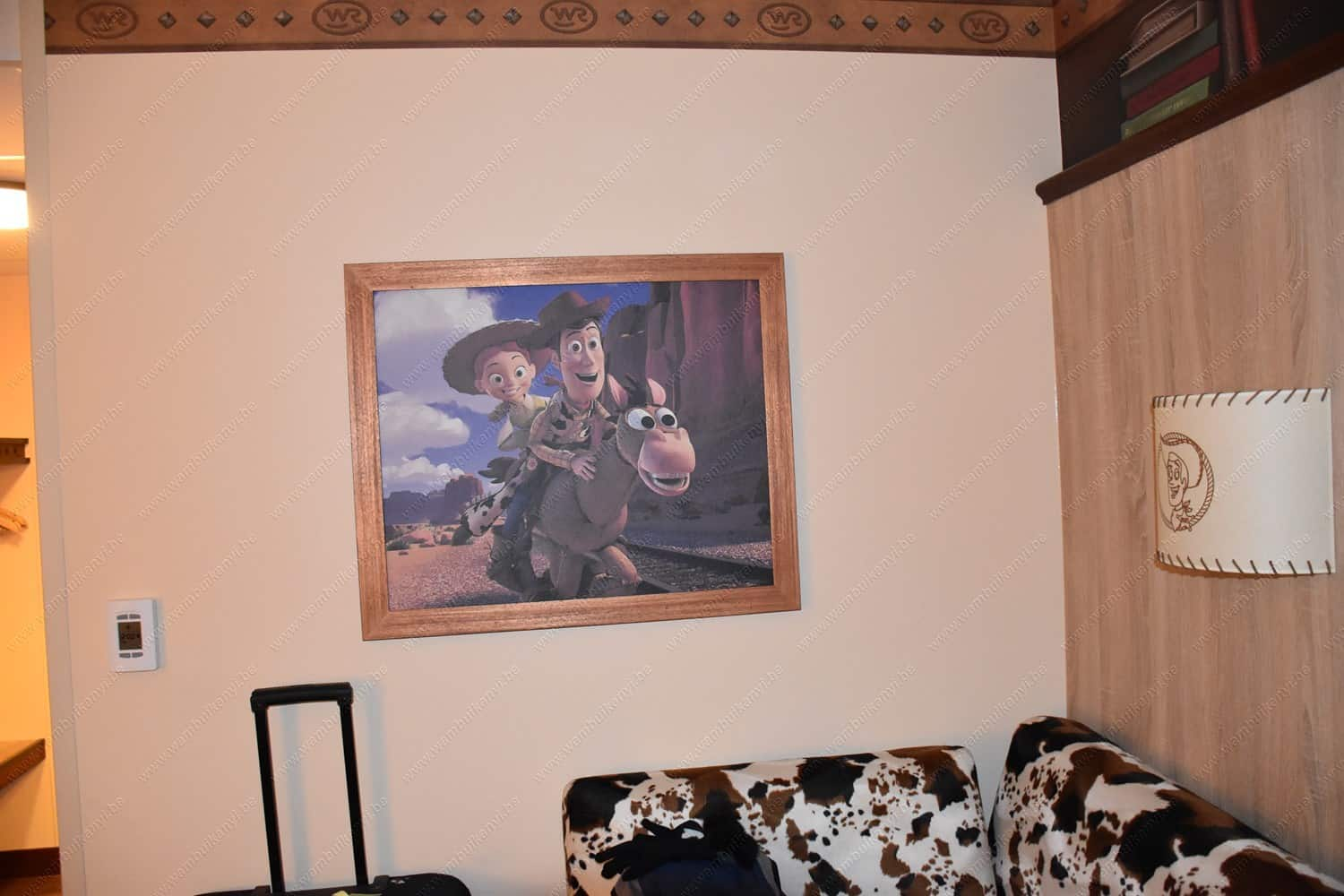 Disney's Hotel Cheyenne In Paris Experience