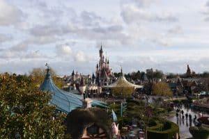 Fantasyland Disney World in Paris