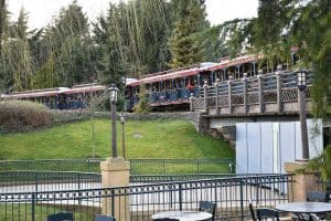 The Railroad in Disneyland Paris