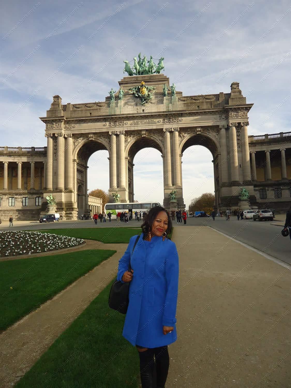 Pars Du Cinquantenaire Brussels