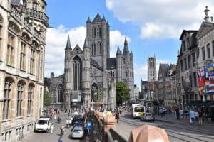 Top Attractions in Ghent, Belgium