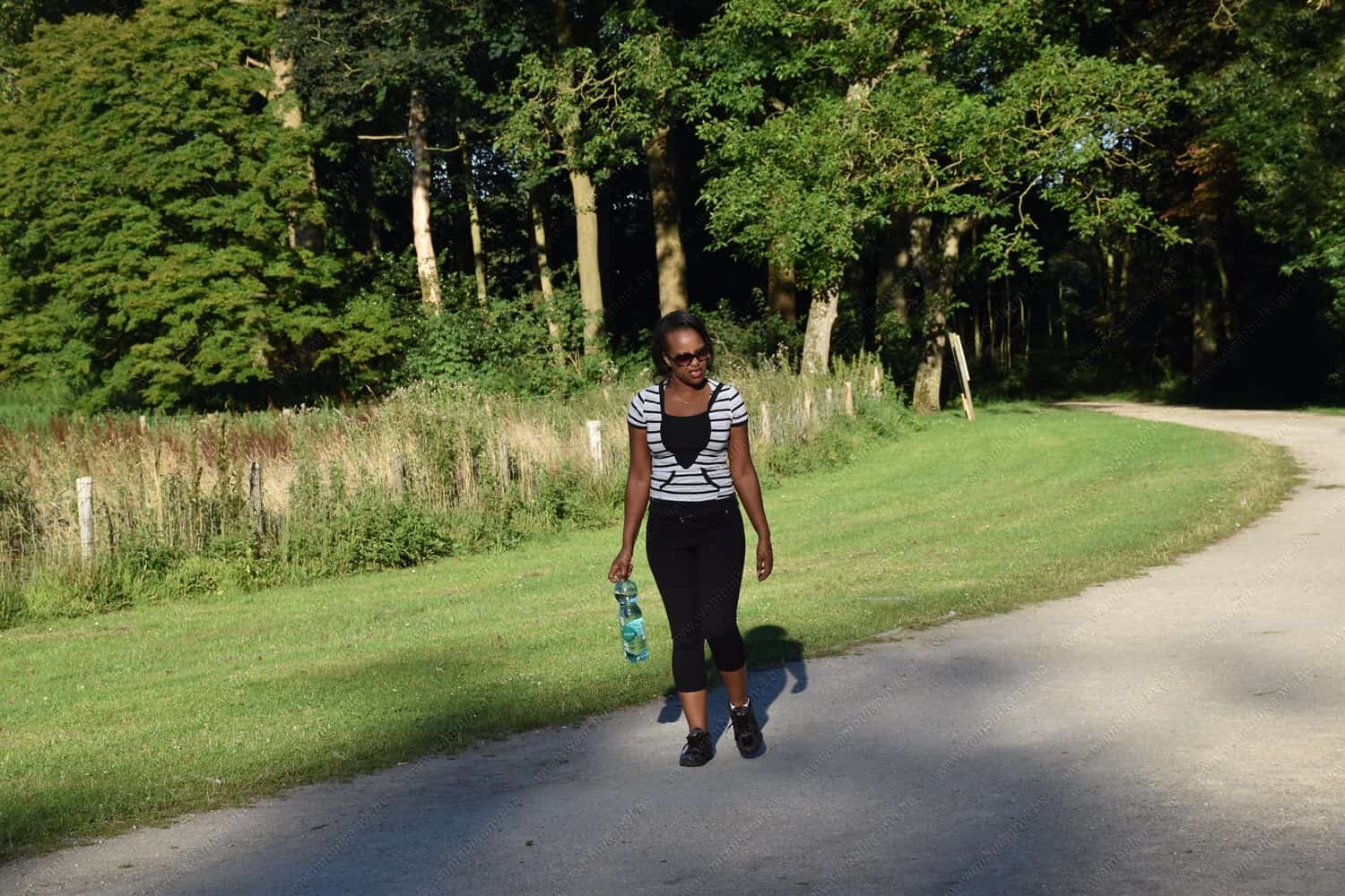 Walking to Maintain a Healthy Weight