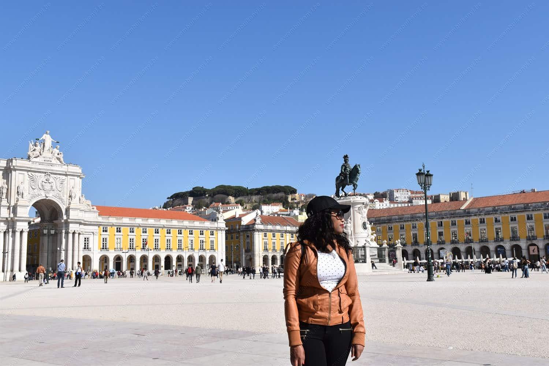 Castelo de S Jorge in Lisbon