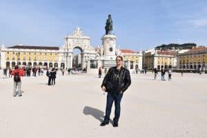 The Best Public Squares in Lisbon
