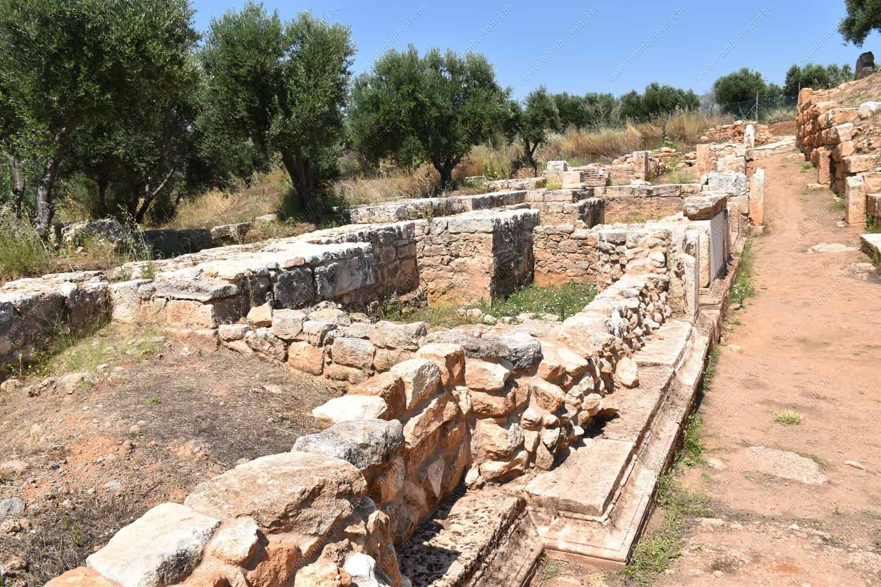 The Ancient Aptera of Crete