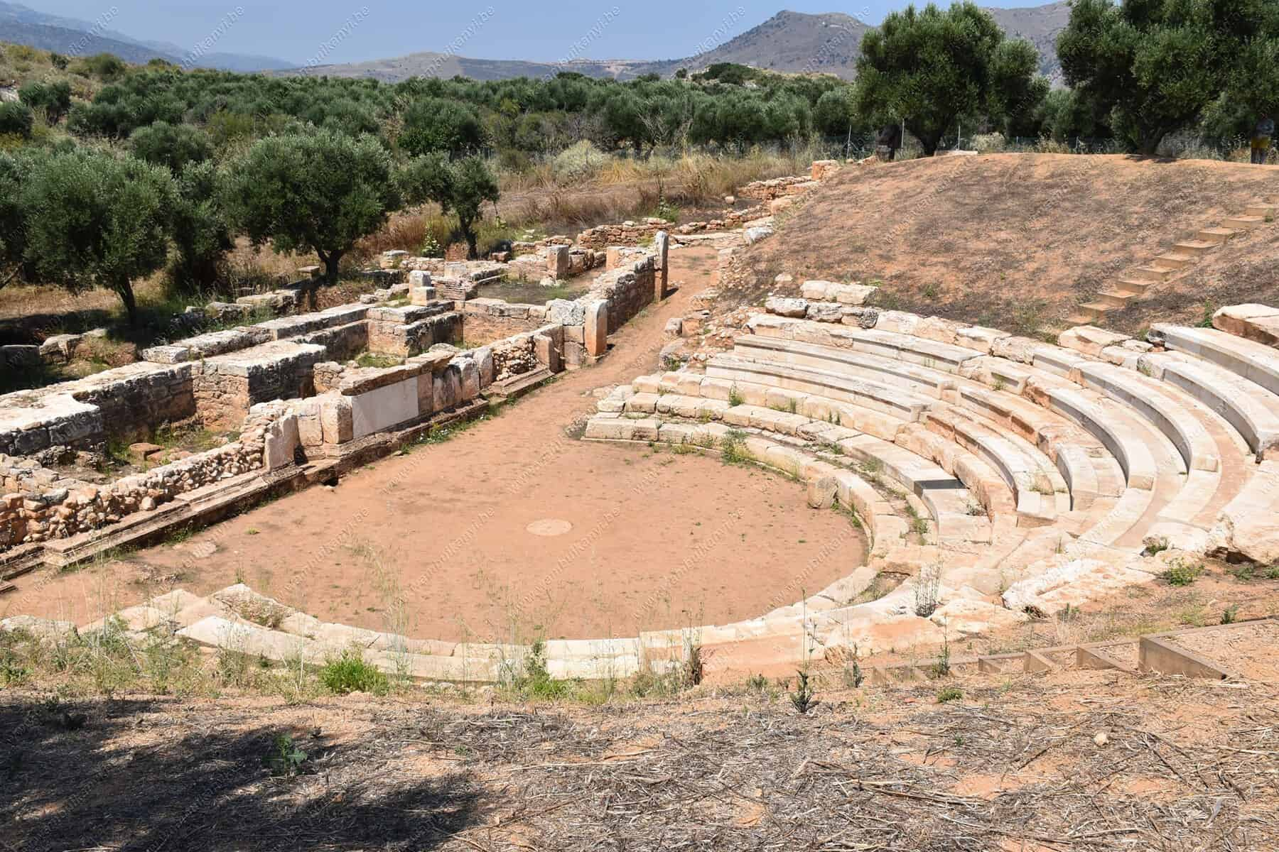 Ancient Aptera of Crete