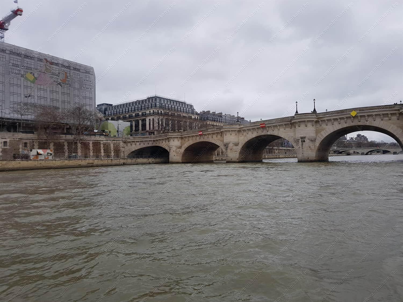 Pont Royal Bridge