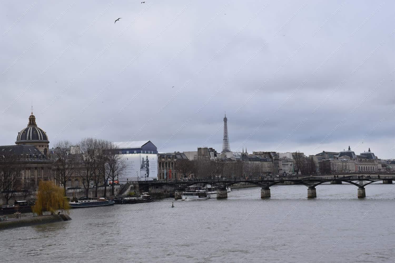 Mary Bridge, Paris