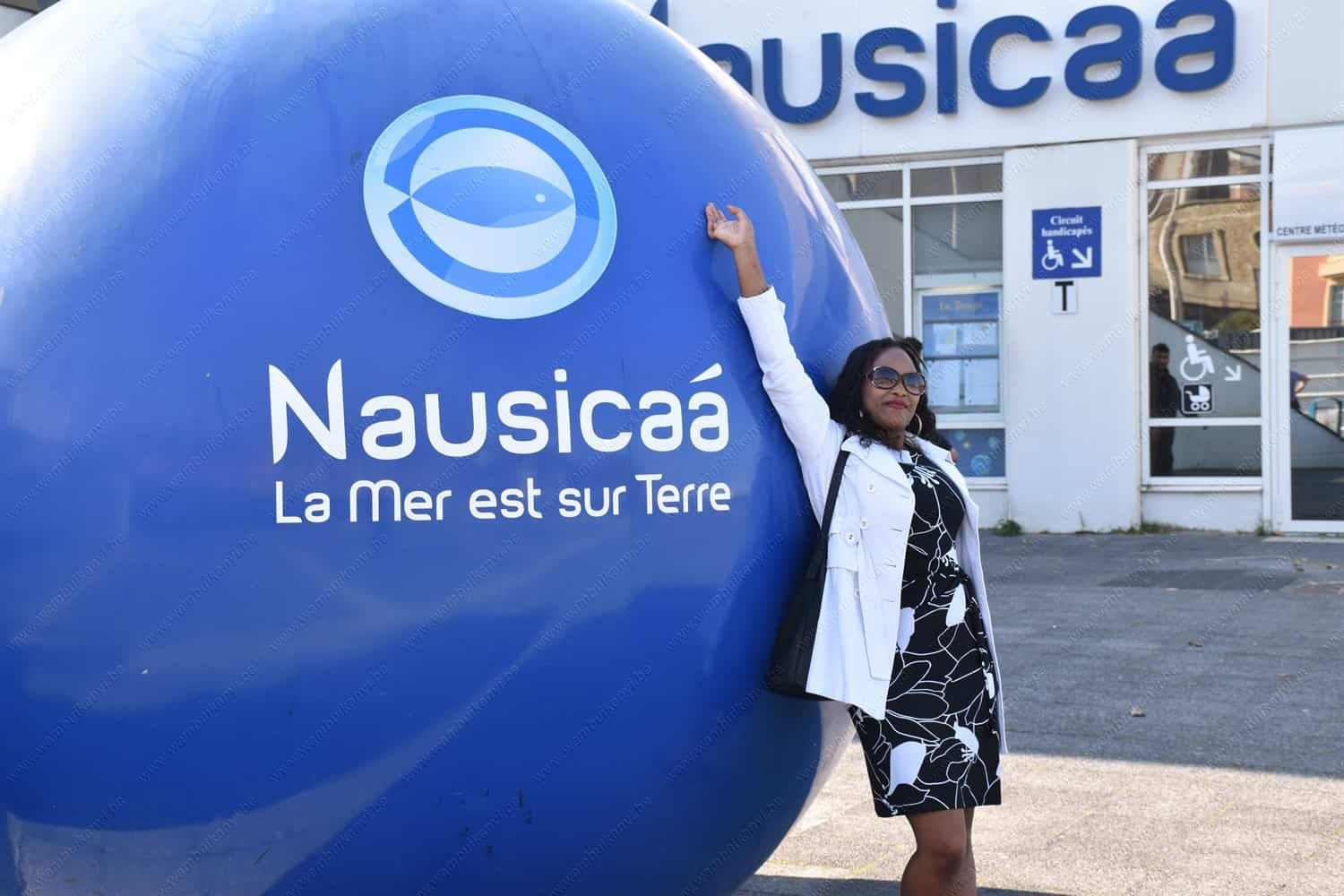 The Nausicaa National Sea Centre in France
