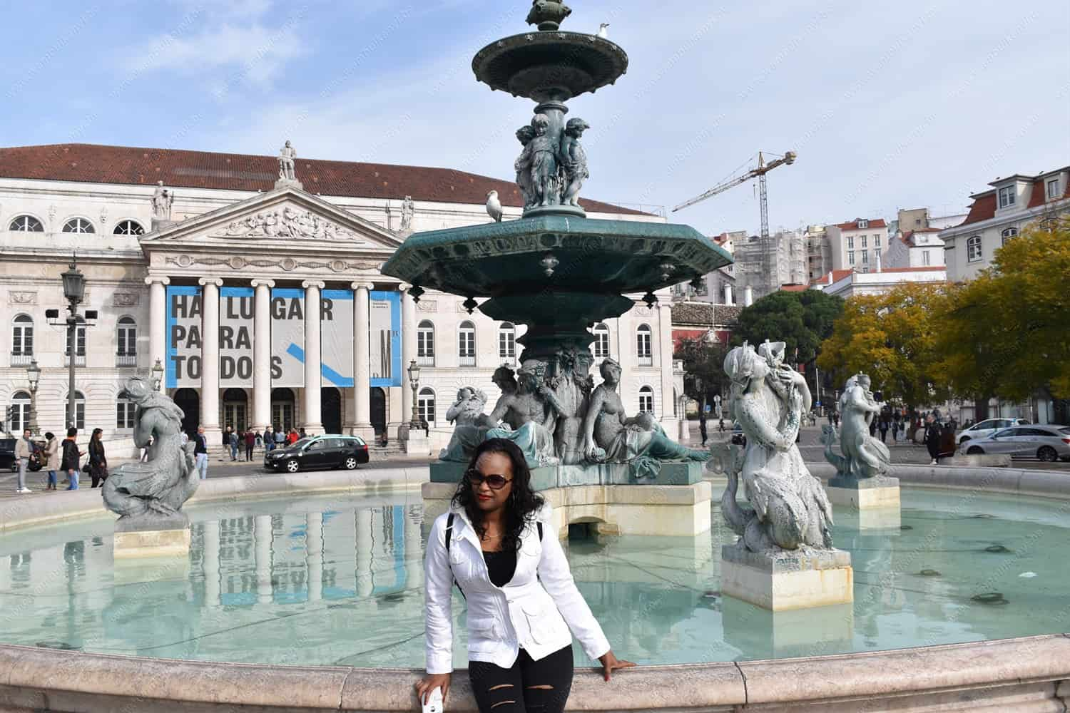 Rossio Square (King Pedro Iv Square)