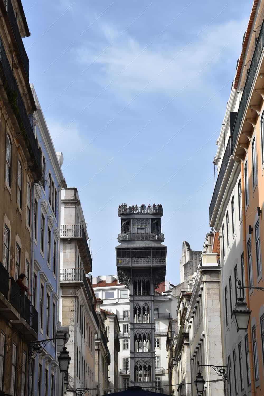 Elevador de Santa Justa - Top Attractions to Visit in Lisbon