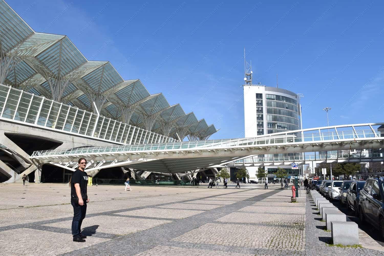 Estaçào do Oriente - Top Attractions to Visit in Lisbon