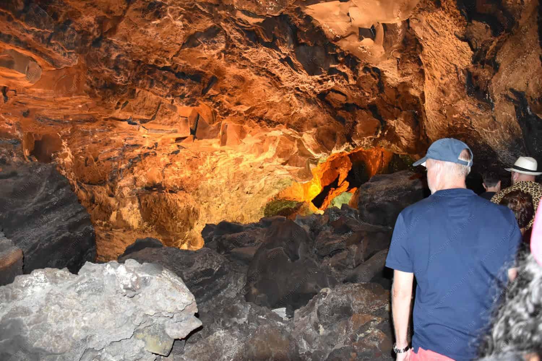 Cueva de Los Verde in Lanzarote