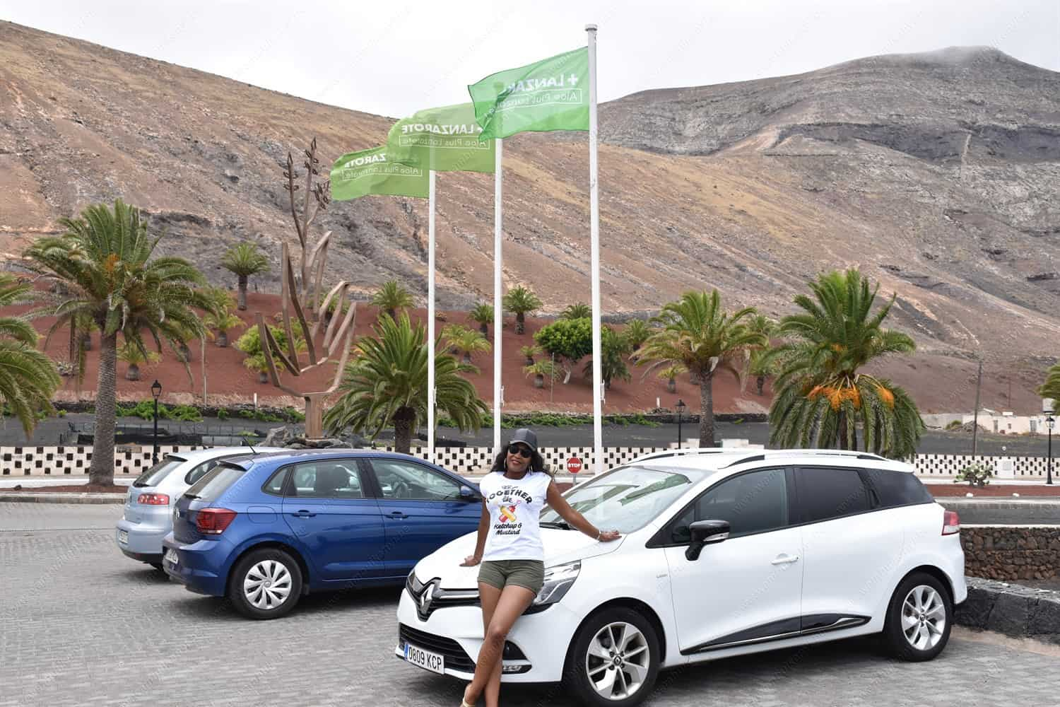 Rental Cars in Lanzarote