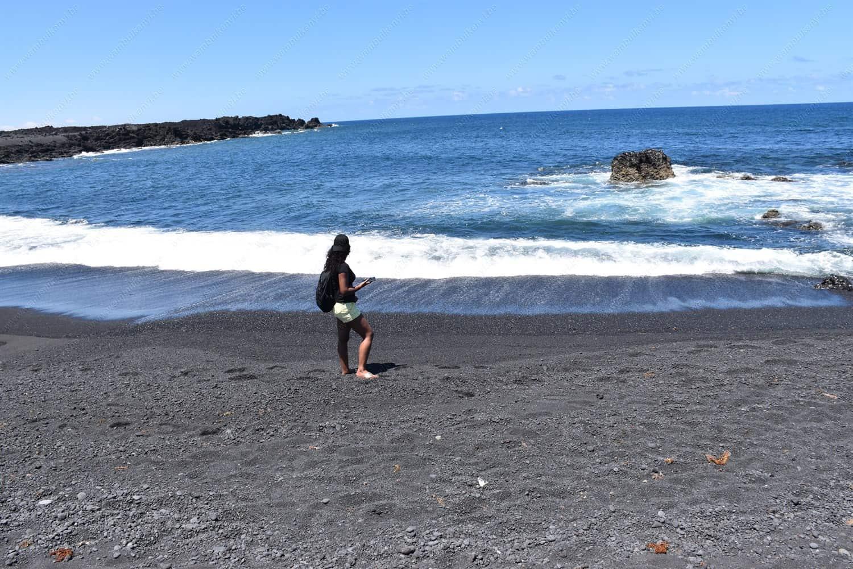 Playas de Las Malvas, Lanzarote Island